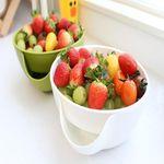 과일야채다용도물빠짐타원형볼