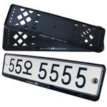 자동차 번호판 플레이트 (넘버플레이트)