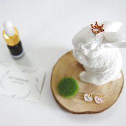 Rabbit 향기나는 소품