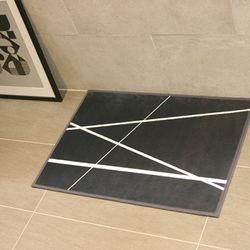 프리미엄 초극세사 매트 - 오빌리크네이비(60x40cm)