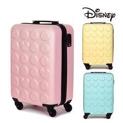 [Disney] 미키 캐릭터 블럭 캐리어 여행가방 20인치