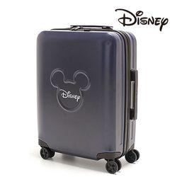 [Disney] 미키 캐릭터 쓰리써클 캐리어 24인치 네이비