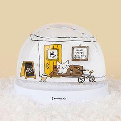 SNOWCAT SNOWBALL (CAFE)