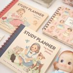 paper doll mate study planner 2 (6개월용)