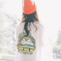 TROPICAL 티셔츠 (t3651)