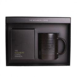 이웃이 키운 커피콩 선물세트(티백+머그컵)