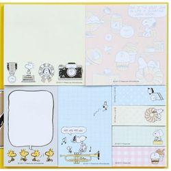 (일본) 스누피 유머모티브 포스트잇