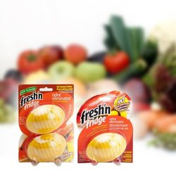 [freshncrisp] 프레쉬엔크리습 냉장고 탈취볼 2개입