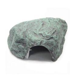 돌 모양 은신처 (대) SH2001/바위 동굴 파충류 쉼터
