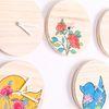 민화 원목 시계만들기 재료  시계무브먼트 포함