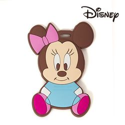 [Disney] 미니마우스 캐릭터 캐리어 네임택