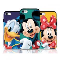 디즈니 플레이 슬라이드범퍼 아이폰6(s)플러스 케이스
