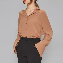 merci silky blouse (4 colors)