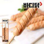 바디닭 오리지널 닭가슴살 소시지 꼬치 1팩 (70g)