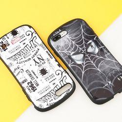 iFace 마블 스파이더맨 흑백 아이폰 8플러스7플러스