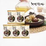[무료배송] 9가지재료 명품자연조미료(6gx8ea)5개세트