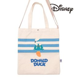 [Disney] 도날드 덕 에코백 여행 보조 가방