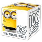 슈퍼배드 3 큐브 직소퍼즐 108조각 데이브