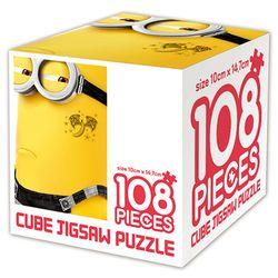 슈퍼배드 3 큐브 직소퍼즐 108조각 케빈