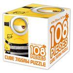슈퍼배드 3 큐브 직소퍼즐 108조각 스튜어트