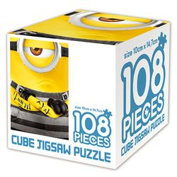 슈퍼배드 3 큐브 직소퍼즐 108조각 멜