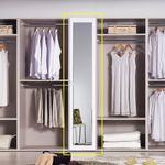 칼린다 드레스룸 400 거울 장롱