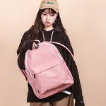 [UNBROWN] show me back daily backpack (indi pink)