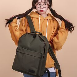[UNBROWN] Crayon back pack (ikhaki)