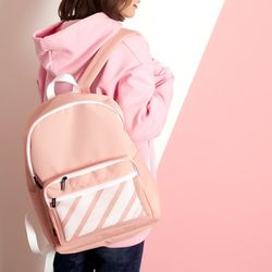 [UNBROWN] 1985 - Three Concept Backpack (INDIPINK)