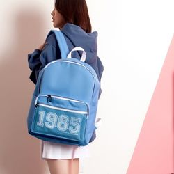 [UNBROWN] 1985 - Three Concept Backpack (SKYBLUE)