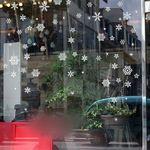 그래픽스티커 눈꽃 (GBS-C008)크리스마스 눈꽃송이(G)