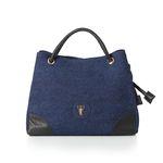 Rope shoulder bag - Blue(S) (로프숄더백)