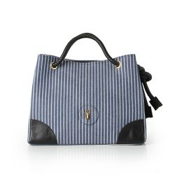Rope shoulder bag - Stripe(S) (로프숄더백)