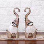 자개코끼리장식품 GD101 인테리어소품 코끼리소품