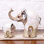 자개코끼리장식품 GD303 인테리어소품 코끼리소품