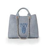 Fan.C bag - Baby Blue(S) (팬시백)