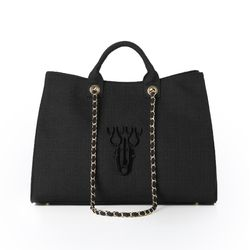 Fan.C bag - Black(L) (팬시백)