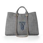 Fan.C bag - Gray(L) (팬시백)