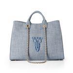 Fan.C bag - BabyBlue(L) (팬시백)