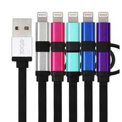 이바이 2in1 젠더형(5핀+8핀) USB 케이블