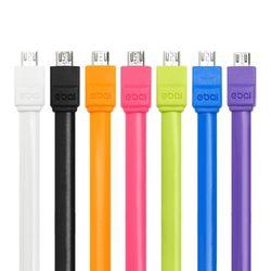 이바이 컬러 마이크로 5핀 USB 케이블