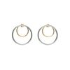 247 Double Hoop Earrings