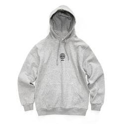 [레이쿠] earth s-sun hoodie-k gray 기모 후드티