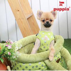 퍼피아 치크 바스켓 베드 강아지 애견용품