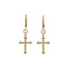 Dreamer Cross Earrings