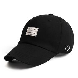 BASIC W CAP BLACK