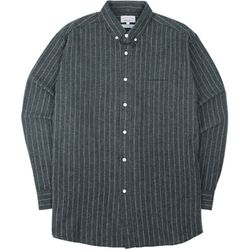 S.OVERSIZED 3CST SHIRTS CHARCOAL