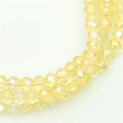 4mm유리구슬-노랑(145알) [1169]