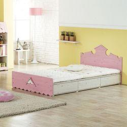 제트 슈퍼싱글 침대 + 포켓매트리스
