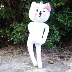 [1만↑사은품증정] 적극적인곰 가방걸이 Bear girl